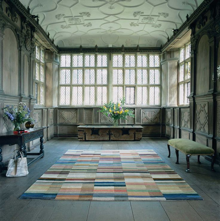 Spectrum by The Rug Company - The Rug Company - Long Gallery Haddon Hall