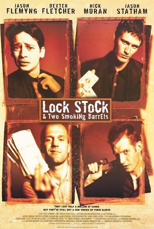 Lock, Stock, and Two Smoking Barrels - Guy Richie is a legend