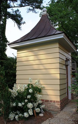 54 best images about williamsburg sheds on pinterest for Colonial shed plans