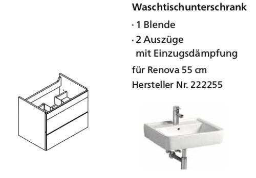 Lanzet C7 Waschtischunterbau für Keramag Renova 55 cm, Weiß Jetzt bestellen unter: https://moebel.ladendirekt.de/bad/badmoebel/badmoebel-sets/?uid=6972fd80-ccd8-5590-9676-0466b377e3cc&utm_source=pinterest&utm_medium=pin&utm_campaign=boards #weiß #bad #badmoebel #badmoebelsets #waschbeckenunterbau