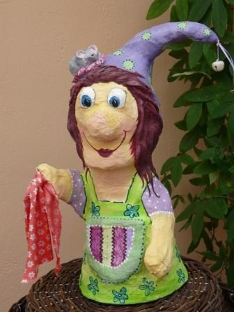 Rapunzels Hobby-Werkstatt - Gipsarbeiten