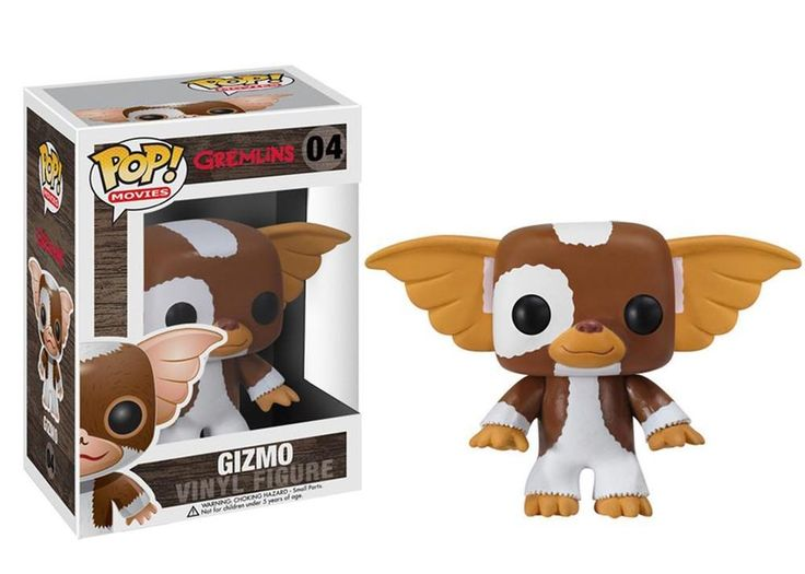 Funko POP! Movies Gremlins Gizmo Vinyl Action Figure 04 in Toys & Hobbies, Action Figures, Designer & Urban Vinyl | eBay