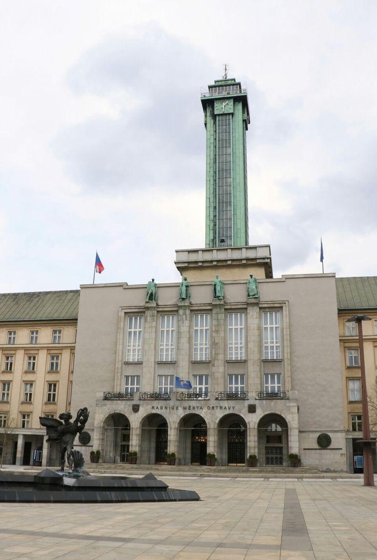 Radnice - Ostrava  Lumír Krásný photography
