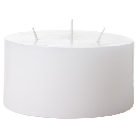 Blaze Candle 7.5x15cm 3 Wick | Freedom Furniture and Homewares