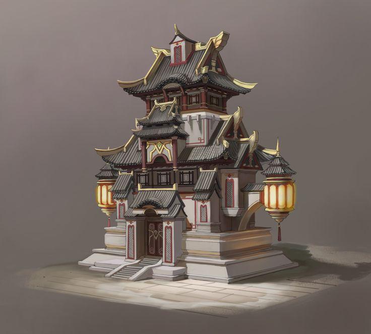 ArtStation - 7-29, Jayson Zhu