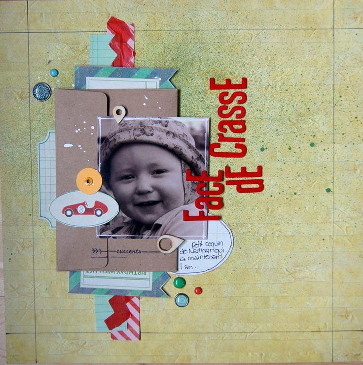 Kit du mois de Novembre par Sophie