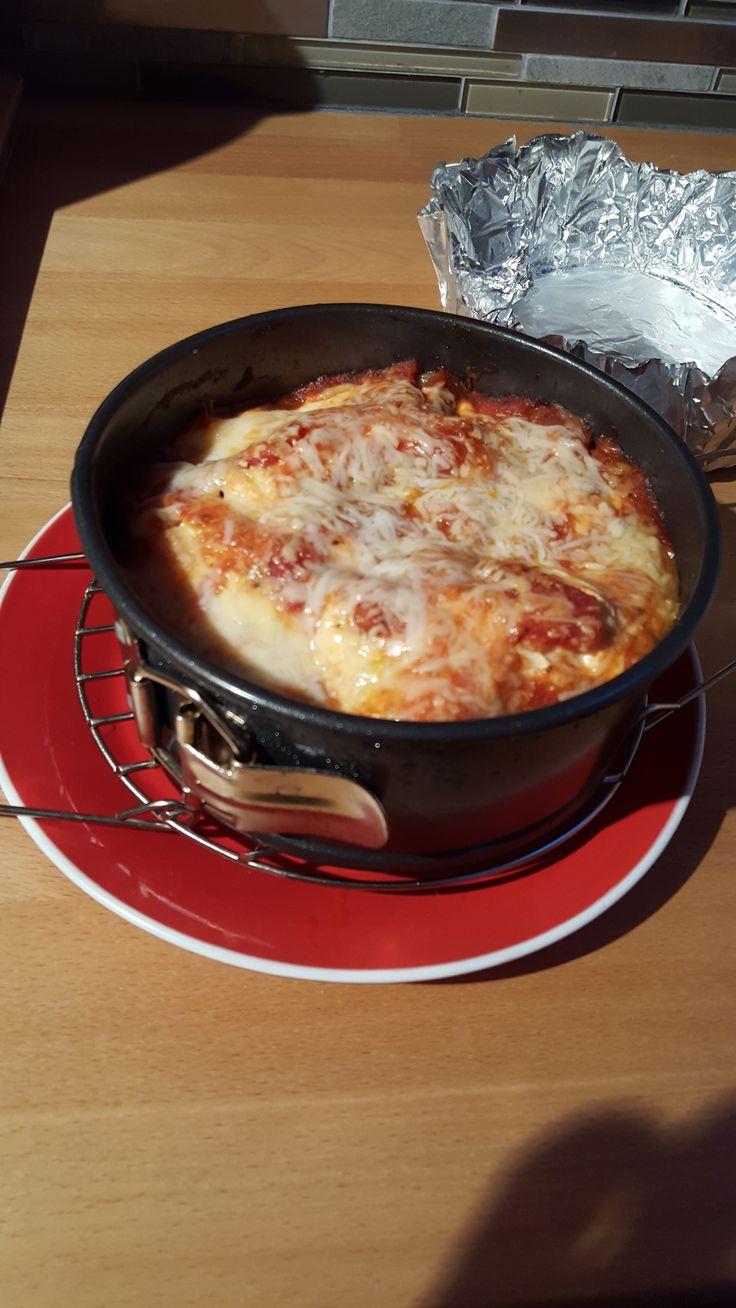 Instant Pot Lasagna Pie | Instant Pot®