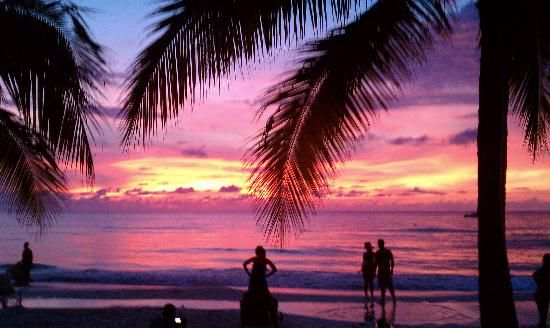 10 stunning sunsets. Couples Swept Away, Negril, Jamaica