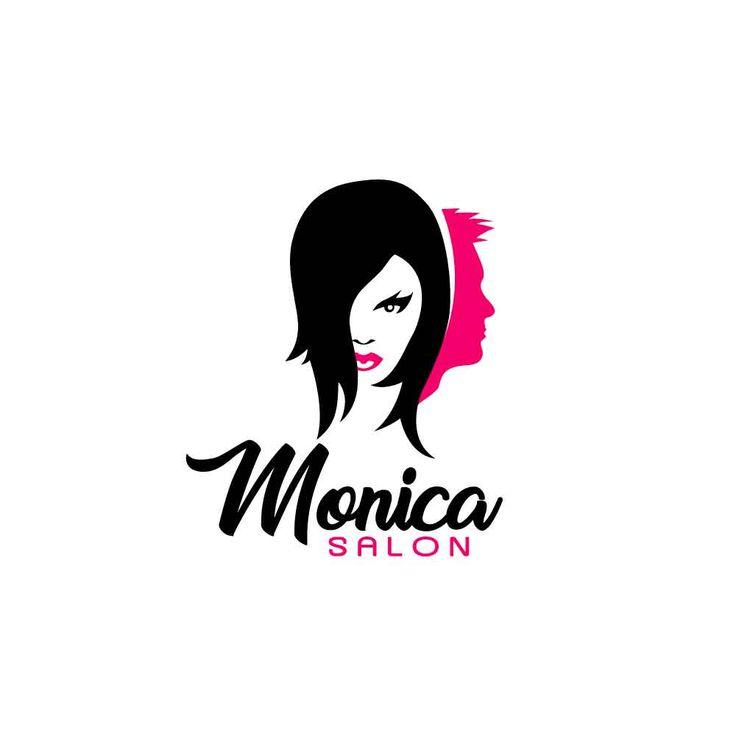 Princess Nail Art Salon Manicure Game For Girls Free: Logotipo Desarrollado Para Salón De Belleza Unisex