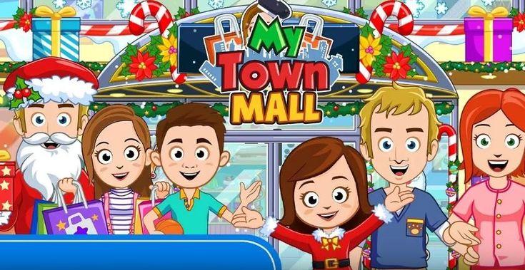 My Town : Centro Comercial es un juego de educativo y de simulación donde viviremos emocionantes aventuras en una mega tienda justo en la época mas querida por todos… Navidad! explora todas las tiendas, has compras, saluda a Santa Claus, comparte con tus familiares y amigos, en fin un juego perfecto para navidad lleno de alegría, regalos navideños y esa magia de amor y paz que solo podrás disfrutar en esta App.