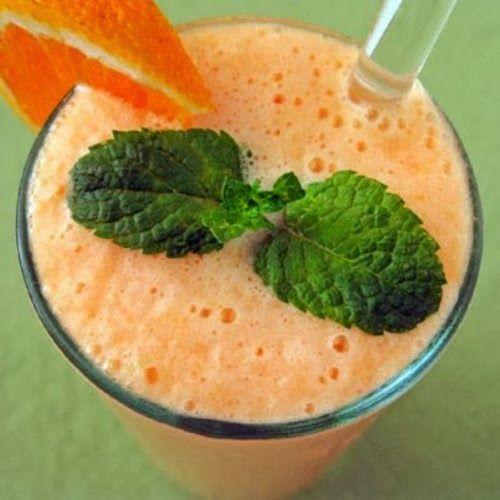 Cara Membuat Minuman Segar Orange Lassy