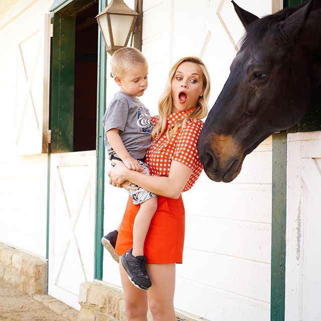 Pin for Later: Class of 2031! Meet the Famous Kids Who'll Be in the Same School Year as Prince George Tennessee James Toth Reese Witherspoon's youngest son, whose dad is talent agent Jim Toth, was born on 27 Sept. 2012.