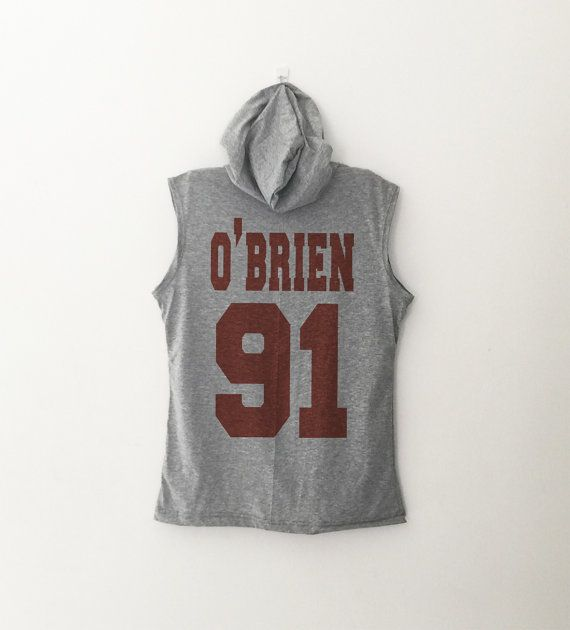 Dylan O Brien Hoodies Graphic Tee femmes d