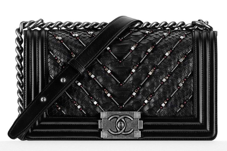 Chanel Just Released a Giant Pre-Collection Fall 2016 Lookbook; Check Out 60  Bags and Prices
