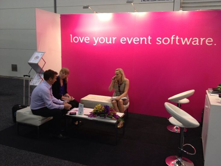 1000 Images About Tradeshow Booth And Swag On Pinterest
