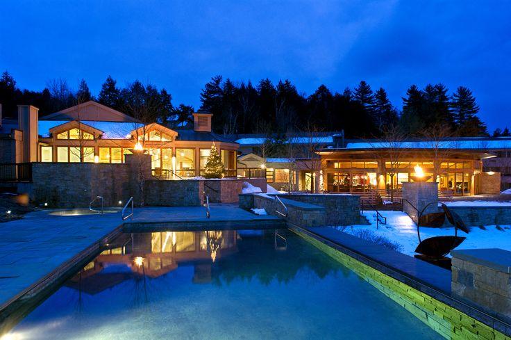 Luxury Resort Hotel and Spa in Stowe, VT | Topnotch Resort