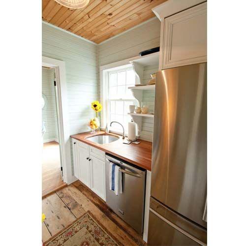 95 migliori immagini renovation arredfacile su pinterest for Cottage molto piccoli
