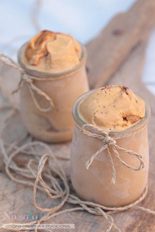 No solo dulces - helado dulce de leche cookies