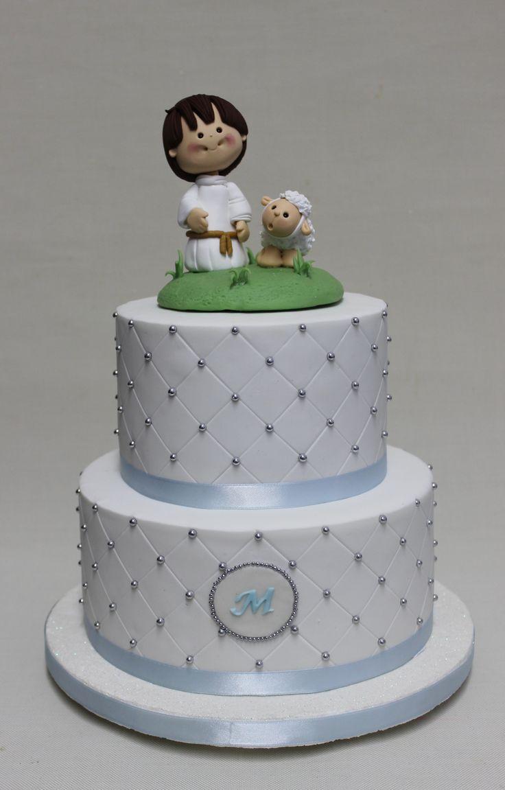 Communion Cake Violeta Glace