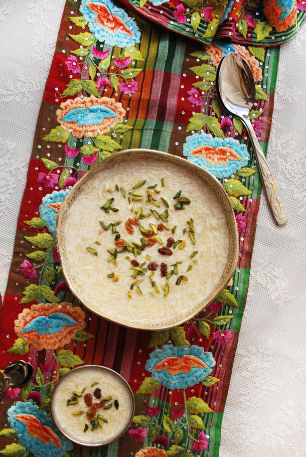 Semaiya Kheer/Vermicelli Pudding | Eid in Dubai And Eid Mubarak! | IshitaUnblogged