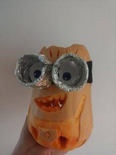 Saskia's knutsel blog: Fun Pumpkin Carvings for Halloween