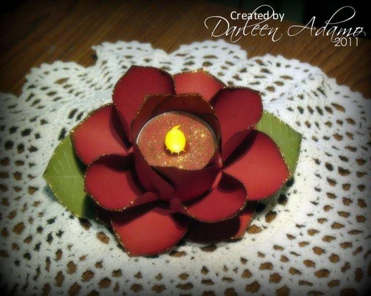 72 Best Craft Candle Tea Lights Images On Pinterest Tea