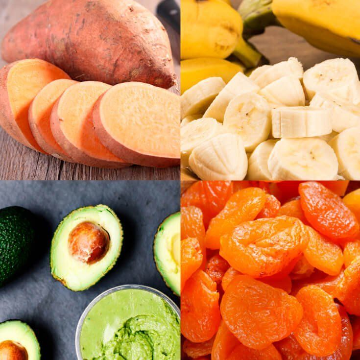 top 10 potassium rich foods potassium benefits