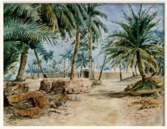 Passions: Aquarelles Henry de Monfreid - Golfe d'Aden