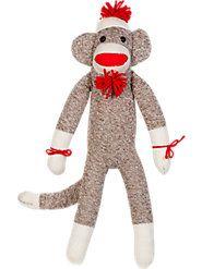 Sock MonkeySockmonkey Mania, Sock Monkeys, Childhood Memories, Baby Ideas, Classic Socks, Stuffed Socks Animal, Socks Monkeys, Monkeys Stuffed, Stuffed Animal