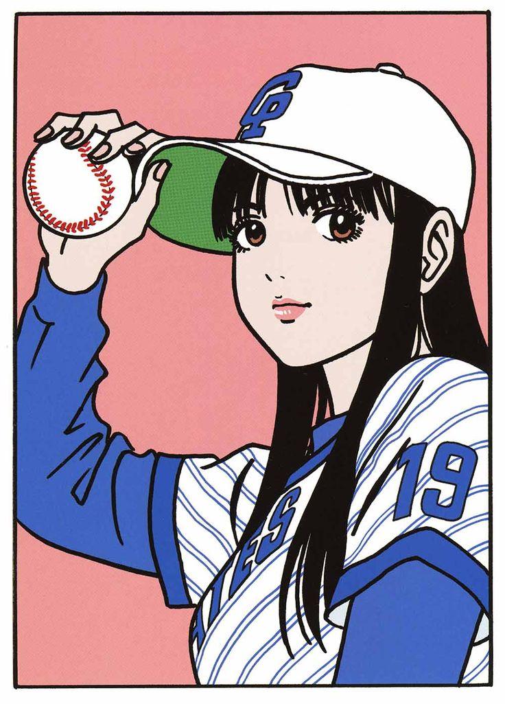 江口寿史-ジャンプワークス2「すすめ!!パイレーツ」選手カード(2005)