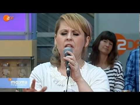 ▶ Maite Kelly - Du glaubst du kennst mich live ZDF Morgenmagazin - YouTube
