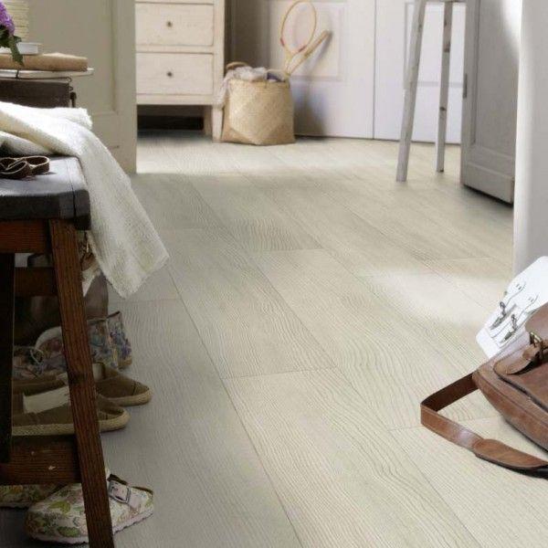 PVC Boden Tarkett Exclusive 260 Cedar White 3m Bodenbeläge PVC Belag 3,00 m Rollenbreite