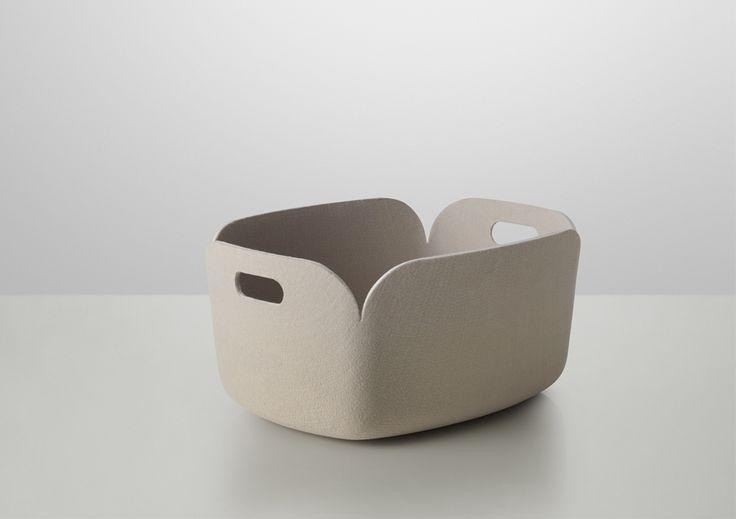 Muuto - Designs - Home Accessories -Storage baskets - Restore Designed by Mika Tolvanen - muuto.com