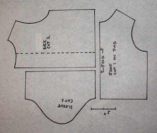 Basic t-shirt pattern :-)