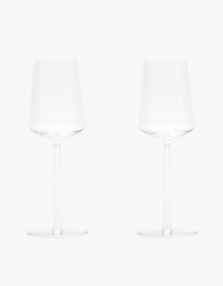 Iittala / Essence White Wine Set