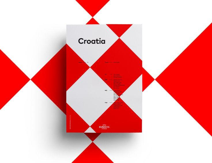 Серия плакатов к чемпионату UEFA EURO 2016 — Оди