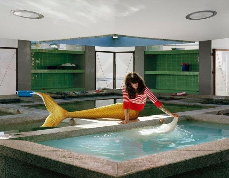 Colorful Mermaids in Milk & Sea Photo - Photo Media Mag