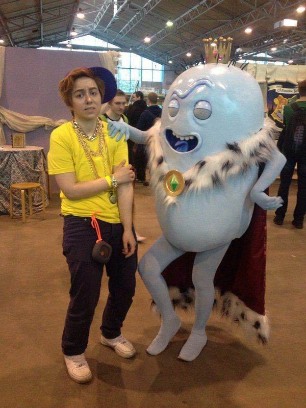 12 Great Rick and Morty Cosplays - Neatorama