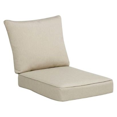 Rolston 2 Piece Outdoor Seat Amp Back Replacement Chair