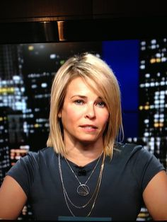 chelsea handler short hair - Google Search