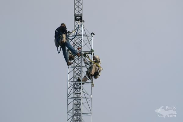 Cell tower for home
