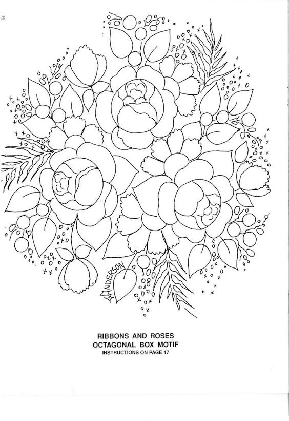 20 Rosemaling Patterns Coloring Pages Ideas And Designs
