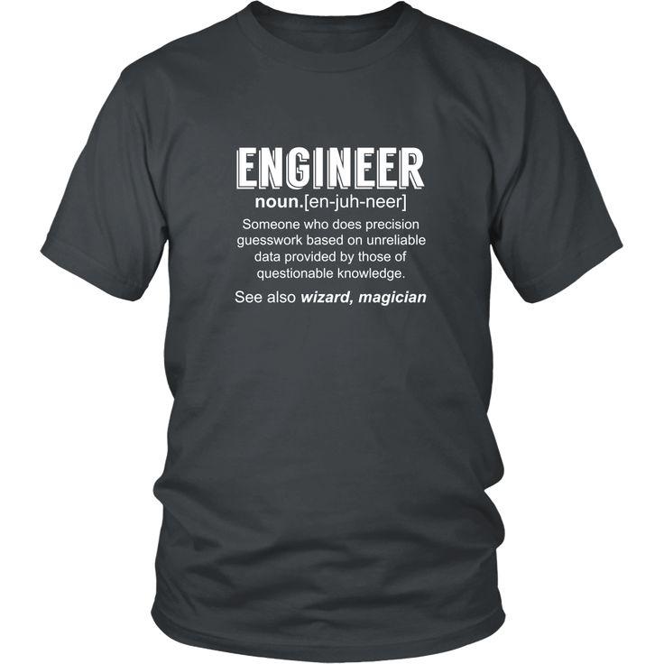 Engineer Shirt