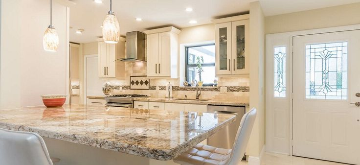 Off White Cabinets Miami Kitchen Cabinets Classic Kitchen