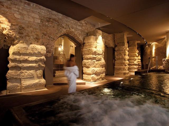 Spa museum l Nun Assisi Relais Hotel