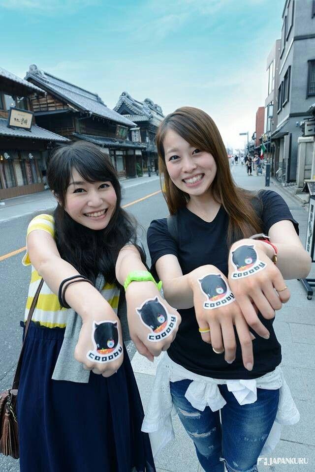 A trip to Kawagoe with Coooby #coooby #kawagoe #koedo #japan #japankuru #cooljapan #seibu #game #travel