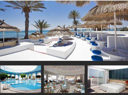 Voyage Tunisie Go Voyages, promo séjour Djerba pas cher Go Voyage au Hôtel El Mouradi Djerba Menzel 4* à Djerba prix promo séjour Go Voyages...