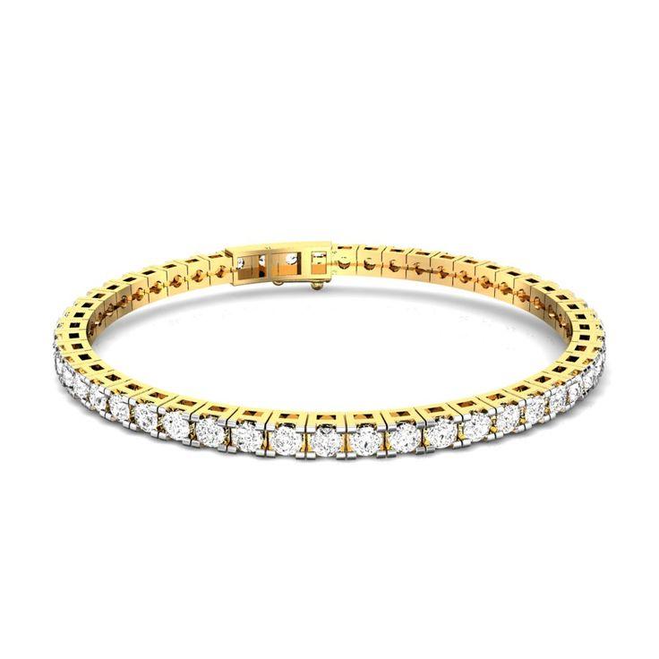 Fashionova Diamond Bracelet