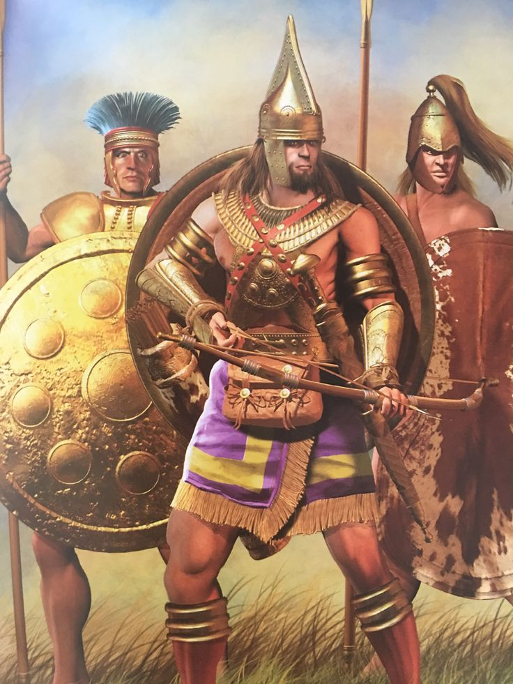 The Roman War