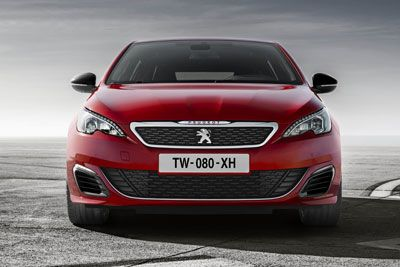 The New Peugeot 308 GTi (2015)